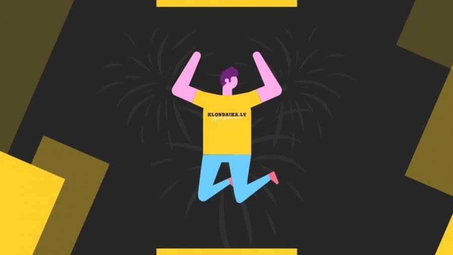 Klondaika.lv бонус, kupon.tv