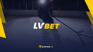 Бонус LVBET, kupon.tv