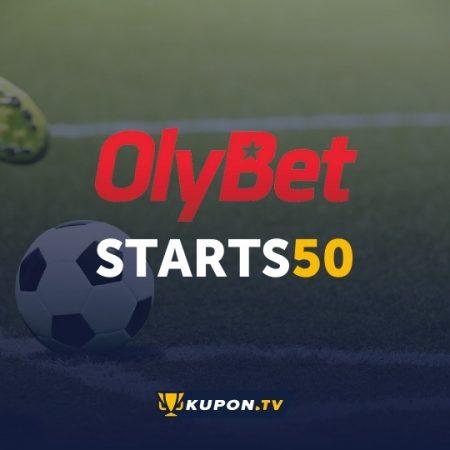 Присоединяйся к Olybet и получи щедрый бонус!